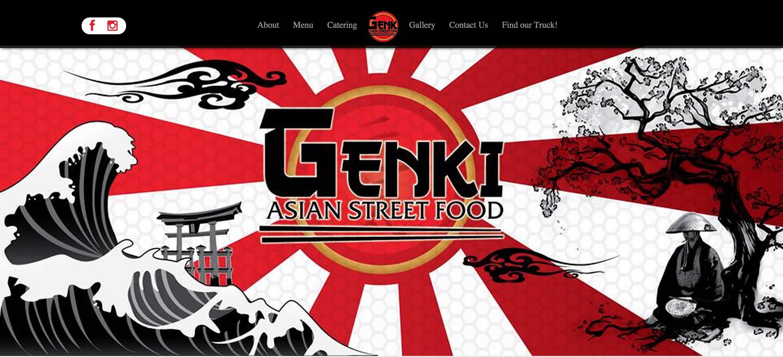 Genki Asian Street Food – Food Truck